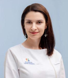 Цехмейстер Інна Федорівна