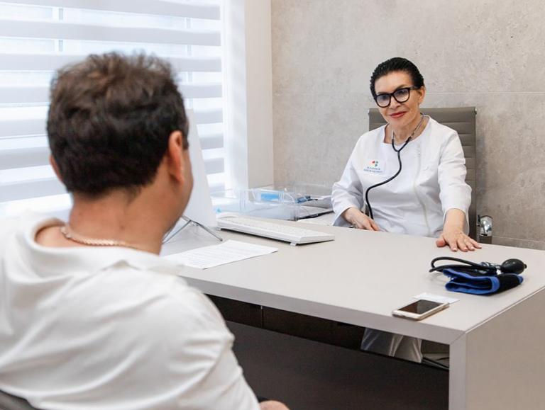 Консультація кардіолога в Клініці Шевченко